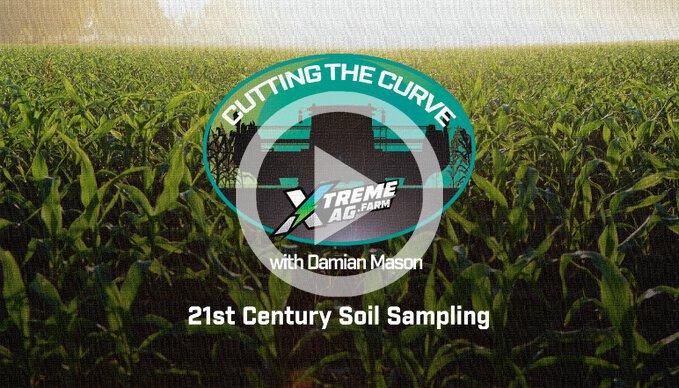Cutting The Curve: 21st Century Soil Sampling