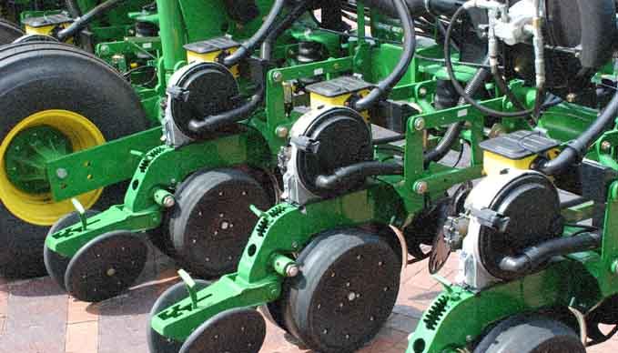 Installing 2x2 Fertilizer Equipment on a Planter