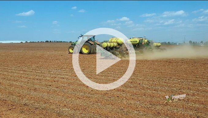 Chad's Agroliquid Trial Plots