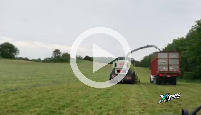 Choppin Haulin and Planting
