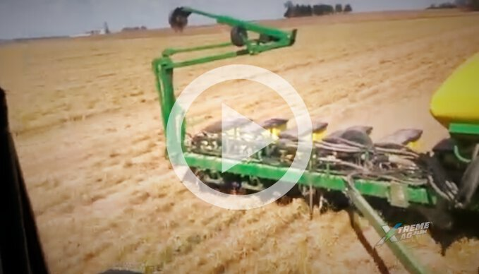 What is the ROI of Precision Planting's DeltaForce Technology?