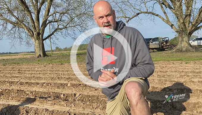 Field Report: Matt Miles Plants Beans on Raised Beds