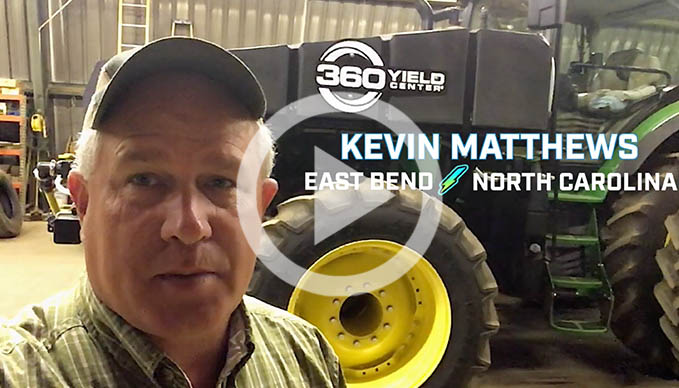 Field Report: Kevin Matthews Makes a mainframe repair on his planter