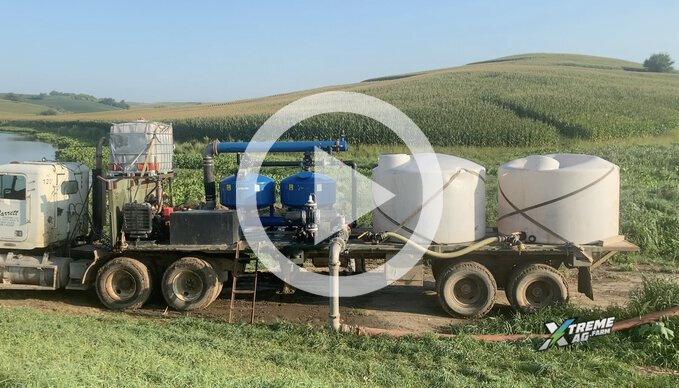 Creating A Mobile Irrigation System