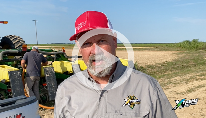2020 Cotton Planting