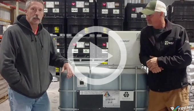 TEVA's Xtreme 2x2 liquid fertilizer blend