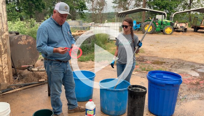Cleaning Irrigation Disc Filters Made Easier