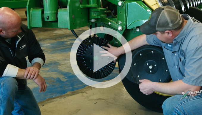 Hitch settings, leveling the bar, planter optimization and general maintenance