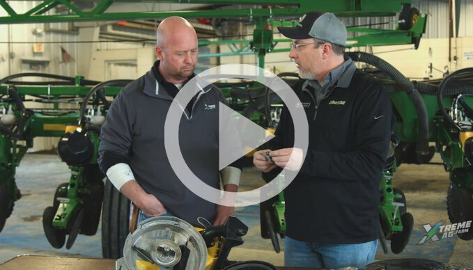 Pre-Plant Maintenance and Settings for the ExactEmerge Meter, Disc and Seed Tube