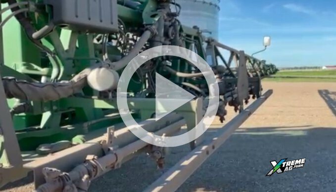 Faster Sprayer Clean Out