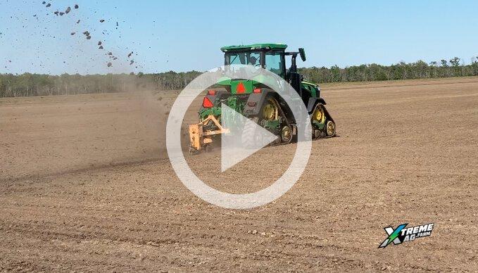 Take A Tour Of Matt's Zero Grade Rice Farm
