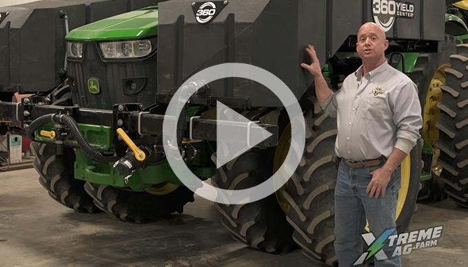 Kelly Garrett talks about his new 360 Yield Center Tanks