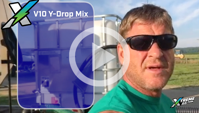 Member Video: Y-Drop Mix for Dan's NCGA Contest Corn