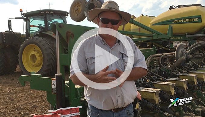 Member Video: Kevin's Favorite Hefty Hybrids and Starter Fertilizer Mix