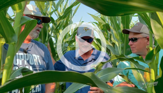 Three Southern Farmers In A Field with Lee Lubbers